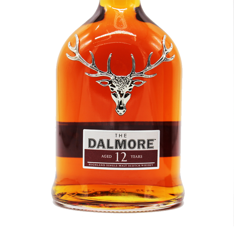 DALMORE 大摩 洋酒 单一麦芽威士忌 12年 700ml