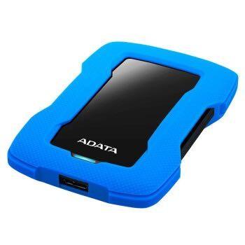 ADATA 威刚 HD330 移动硬盘 (蓝色、1TB)