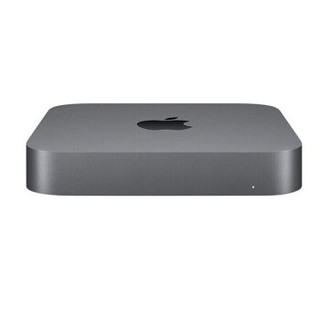 Apple Mac mini台式电脑 (2018年新款四核八代Core i3处理器/8GB内存/128G闪存 MRTR2CH/A)