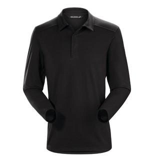 凑单品 : ARC'TERYX 始祖鸟 Captive 男士长袖POLO衫