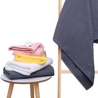 HOYO 纯棉纱布婴儿浴巾洗澡巾