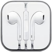 JAYO佳佑手机耳机3.5mm圆孔有线耳机适用于苹果iPhone 6/6s/pIus 苹果耳机 白色 *3件