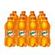 限华南:Mirinda 美年达 橙味 汽水碳酸饮料 300ml*12瓶 14.9元