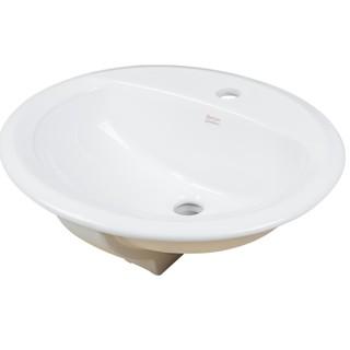 低过618、装修党 : American Standard 美标卫浴 CCAS0476 爱珂琳陶瓷面盆 台上盆