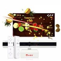小霸王G80体感游戏机红白机街机智能家庭3D电视网络机顶盒 小霸王G80双手柄标配