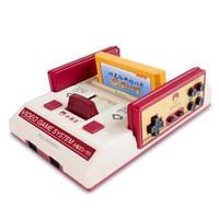 小霸王  D101 珍藏版 游戏机 红白
