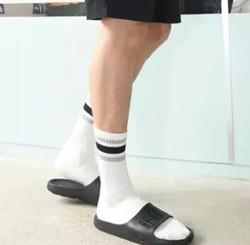 小米有品 FREETIE LOGO运动拖鞋