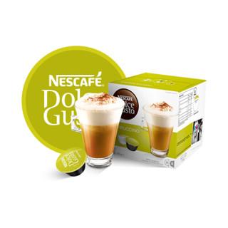 Nestlé 雀巢 Dolce Gusto 多趣酷思 卡布奇诺胶囊咖啡 16颗 *4件