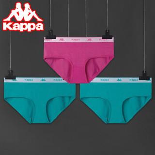 Kappa 卡帕 KP8K13 女士内裤 三条装
