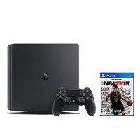 SONY 索尼 CUH-2209A B01 PlayStation 4 Pro/slim家用游戏机 NBA 限量珍藏版 (黑色)