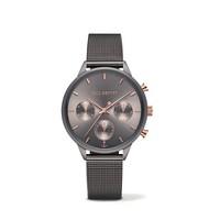 PAUL HEWITT 德国品牌时尚潮流芯脉系列女手表钢带多功能PH手表DW 格调雅灰  芯脉系列
