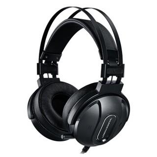 ThundeRobot 雷神 游戏耳机    主动降噪7.1环绕声 (黑色、有线)