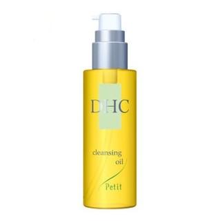 DHC 蝶翠诗 橄榄卸妆油(清爽型) 80mL 深层清洁毛孔温和植物性不油腻