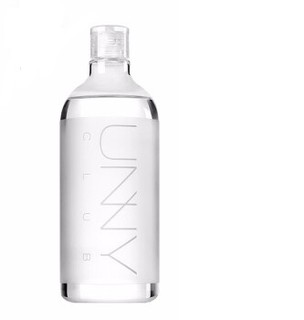 unny 悠宜 韩国原装unny卸妆水温和脸部卸妆液按压式 1瓶500ml unny-11233