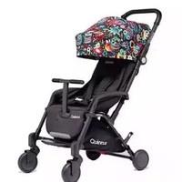 Quintus 昆塔斯N77小怪兽婴儿推车+车载提篮+原装9件套