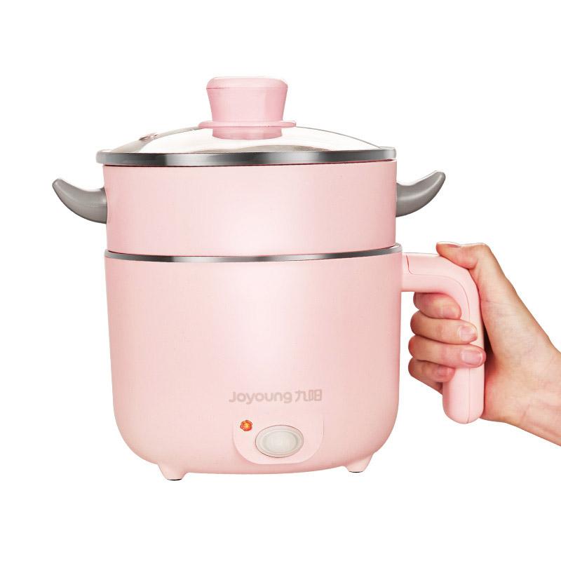 Joyoung 九阳 HG12-GD76 一体电热锅 粉色 1.2L