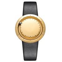 LAVARO 拉芙兰瑞 德国进口手表女表创意时尚腕表石英钢珠表个性手表 853557高贵金  853563