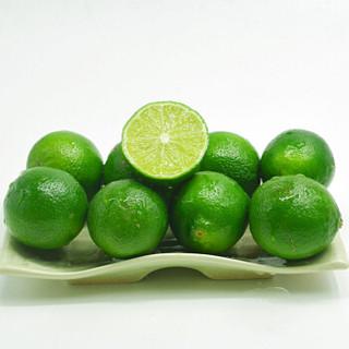京觅 大青柠 8粒装 单果约70-100g 青柠檬
