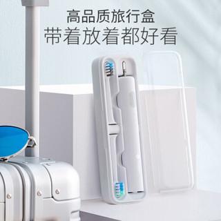 MI 小米 贝医生电动牙刷+牙刷头(清洁型)2支装