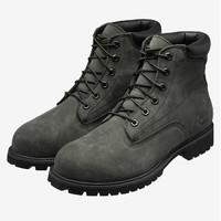 Timberland 添柏岚 A1QR2 6英寸工装靴