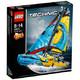 LEGO 乐高 科技机械组 42074 竞赛帆船 156元包邮(需要券)