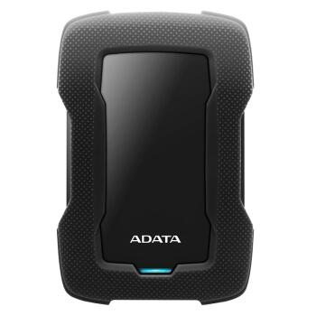 ADATA 威刚 HD330 移动硬盘 (黑色、1TB)