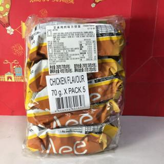 一木 方便面 (350克、鸡肉味 、袋装)