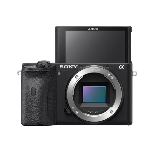 SONY 索尼 ILCE-6600 APS-C画幅 微单数码相机
