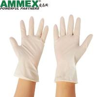 AMMEX/爱马斯-一次性医用橡胶检查手 套(经济型)中号100只-(TLFCVMD44100)/1盒(100只)
