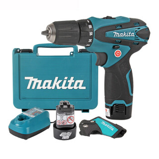 makita 牧田 DF330DWE 家用充电式电动螺丝刀工具