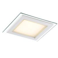 GELED 阳台卫生间厨房方圆形灯现代简约 (11W(、LED 节能灯)