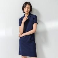 考拉工厂店 POLO款修身连衣裙