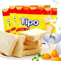 Tipo 友谊 鸡蛋牛奶味饼干 300g*3包