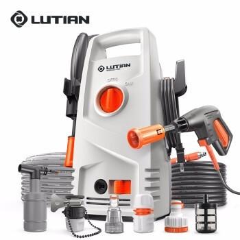 京东PLUS会员:LUTIAN 绿田 瓦力W4 标准版 高压洗车机 1400W