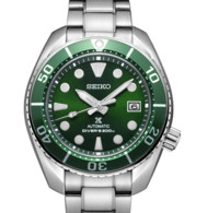 SEIKO 精工 经典小MM SPB103J1 男士机械腕表,蓝宝石,精工绿水鬼