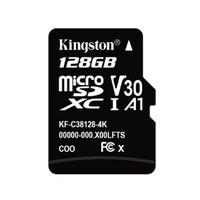 Kingston 金士顿 SDCS PLUS 存储卡 (128GB、80MB/秒)