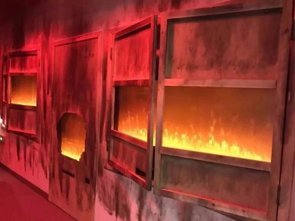 """1800㎡杭州最大""""密室逃脱""""馆!杭州笑笑橙青少年消防应急安全体验馆"""