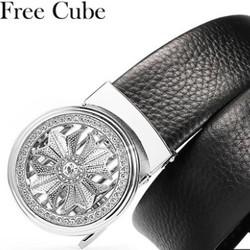 Free Cube 自由魔方 0891 男士皮带
