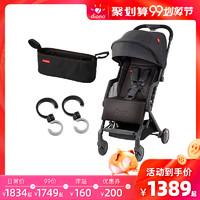diono/谛欧诺 美国婴儿推车可坐可躺超轻便易折叠手推车0-4岁包邮