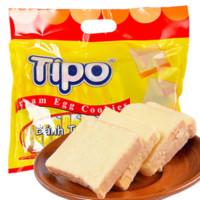 包邮 丰灵TIPO面包干 越南进口友谊牌休闲零食早餐 牛奶面包干 饼干 153g*3袋 其他