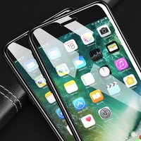 闪魔 iPhone 7-XS Max 手机贴膜 非全屏 2片 送贴膜器