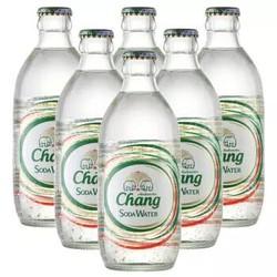 Chang 象牌 苏打水 325ml*6瓶 *5件