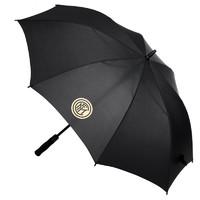 inter 国际米兰 1130869293 俱乐部官方长柄雨伞 (黑色)