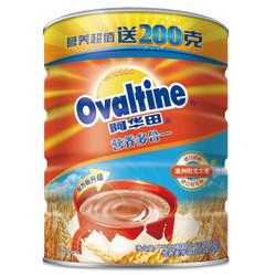 Ovaltine 阿华田  营养蛋白型固体饮料超值装 1kg *3件 +凑单品