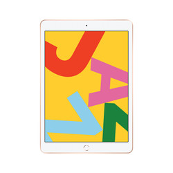 Apple 苹果 iPad(2019)10.2英寸平板电脑 32GB WLAN版