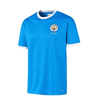 PUMA 彪马 19-20赛季125周年纪念版球衣球迷版 (蓝色、165/88A/XS)