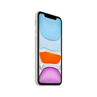 Apple 苹果 iPhone 11 智能手机 (64GB、全网通、白色)