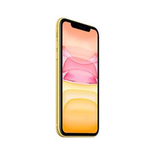 Apple 苹果 iPhone 11 智能手机 64GB 全网通 黄色
