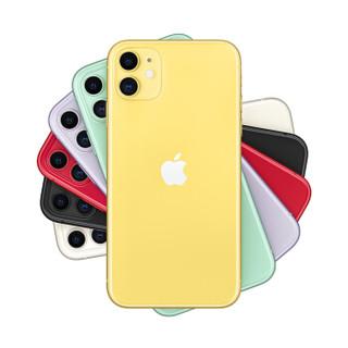 Apple 苹果 iPhone 11 智能手机 128GB 全网通 黄色