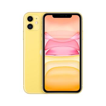 Apple 苹果 iPhone 11 智能手机 256GB 全网通 黄色
